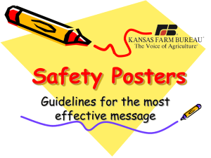 Safety Posters - Kansas Farm Bureau