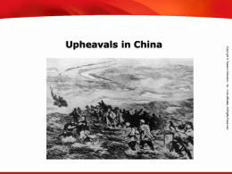 15_4 upheavals in china
