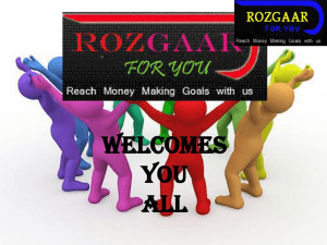 1 Pair - rozgaar for you