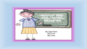 Mid Term - Ms. Paton`s Portfolio
