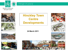 HINCKLEY HUB - Leicestershire Community Forums