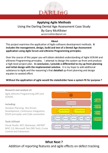 Darling Dental Age Assessment System