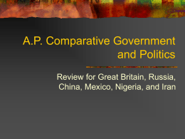 D37844-A_P_ Comparative Government and Politics Review