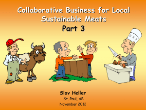 Collaborative-Business-Options-Part-3 - Tasty - Healthy