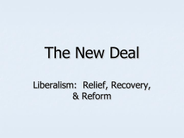 File the new deal