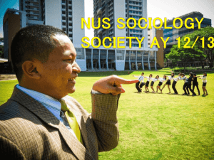 here - NUS Sociology Society