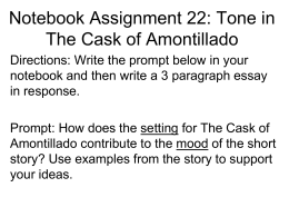 Notebook 21_Cask Writing