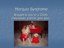 Morquio Syndrome