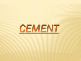 CEMENT - EyeHunt