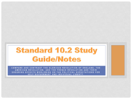 10 2 study Guide and Notes 12-13