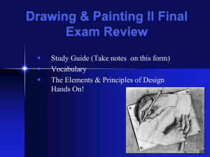 AP Studio Art, Drawing & Painting I I & III