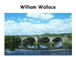 William Wallace - Coatbridge High School