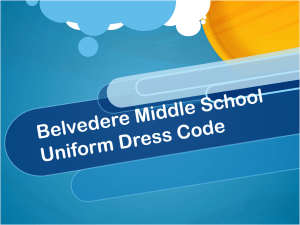 11 Uniform policy ppt updated