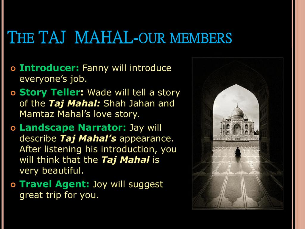The Taj Mahal - Interior - modlar.com
