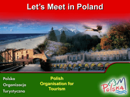 Why visit Poland?