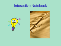 Interactive Notebook Delaney