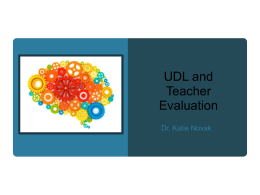 Ed. Eval Workshop Powerpoint