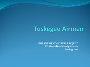 library of congress project - Teaching with Primary Sources