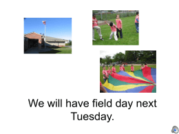 Field Day ht_field_day