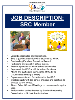 job descriptions - Cranbourne East Primary School