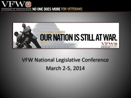 VFW Washington Office