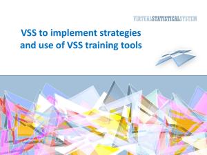 Configuring VSS