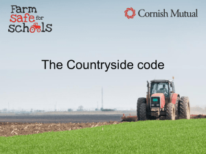 The Countryside code