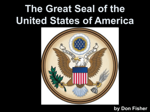 The Great Seal - US Citizenship Teachers
