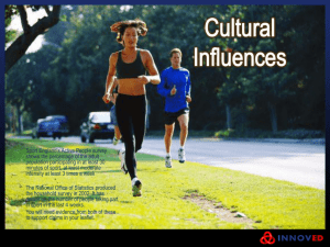 Cultural influences ppt