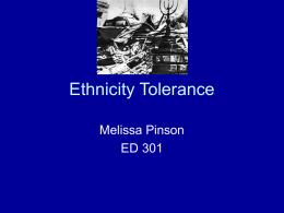 Melissa Pinson