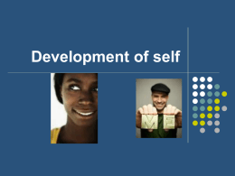 Development of self - Distancelearningcentre.com
