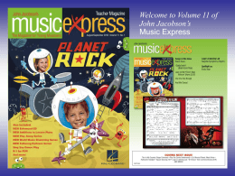 Play Along - Music Express Magazine
