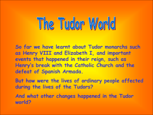 tudor world