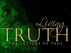 Living Truth Philippians – Casey Lute
