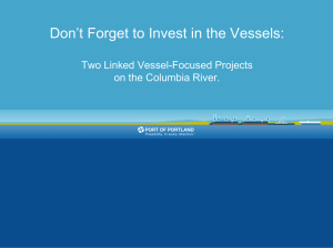 Vessel-Focused Infrastructure