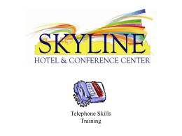 ARM telephone sales skills