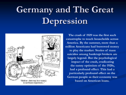 GERMANY_files/Germany and The Great Depression