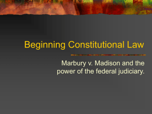Judicial Review PPT
