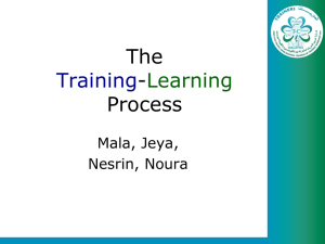 1the-training-learning-process-english