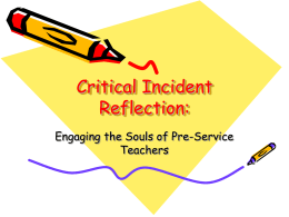 """Engaging the Souls"" PowerPoint"