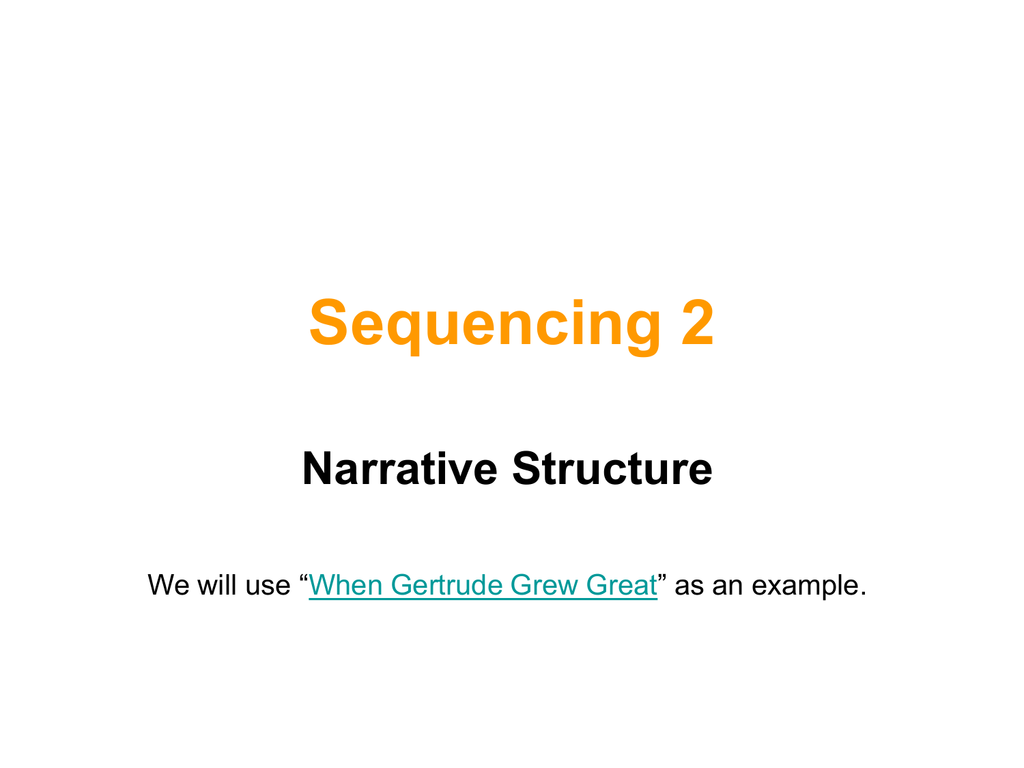 Elements Of Story Ereadingworksheets In this set of worksheets students work towards sequencing a variety of events and order of events and sequence worksheets. studylib