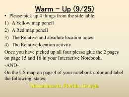 Worksheets Absolute Location Worksheet absolute and relative location worksheet chiles social studies
