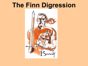 The Finn Digression (or Episode)