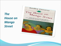 racism in the house on mango street