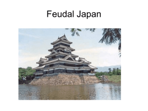Feudal Japan power point
