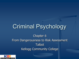 Chapter 6a - Kellogg Community College