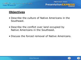 Section 4 PowerPoint Notes