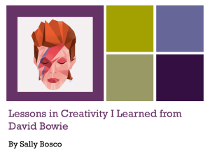 Bowie - WordPress.com