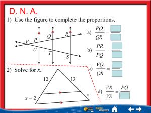 Medians of Similar Triangles