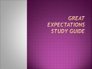 Great Expectations Study Guide1
